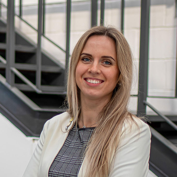 Neringa Brunze | GBS Fire Protection | Finance Manager